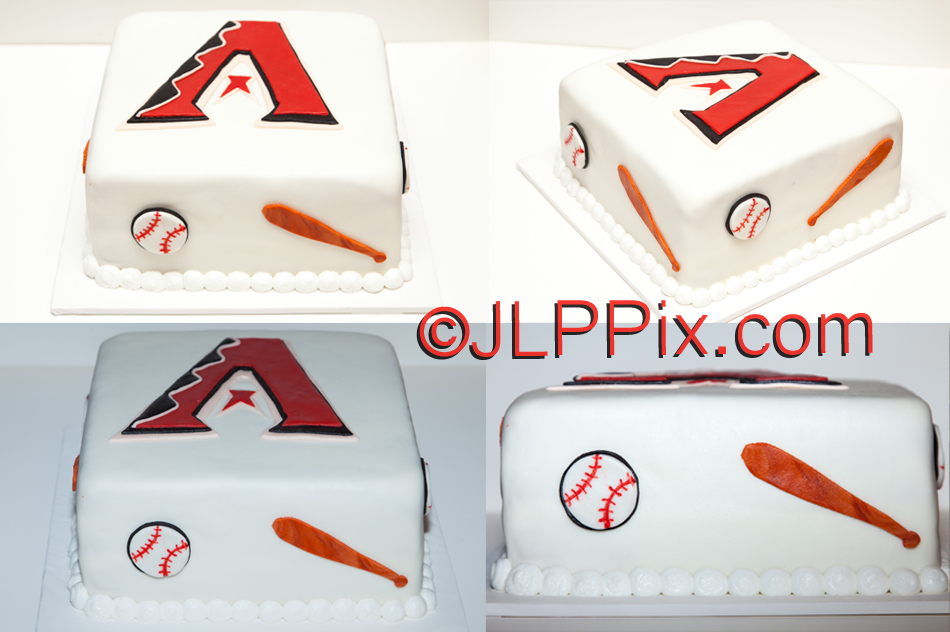 Az Diamondbacks Birthday Cake