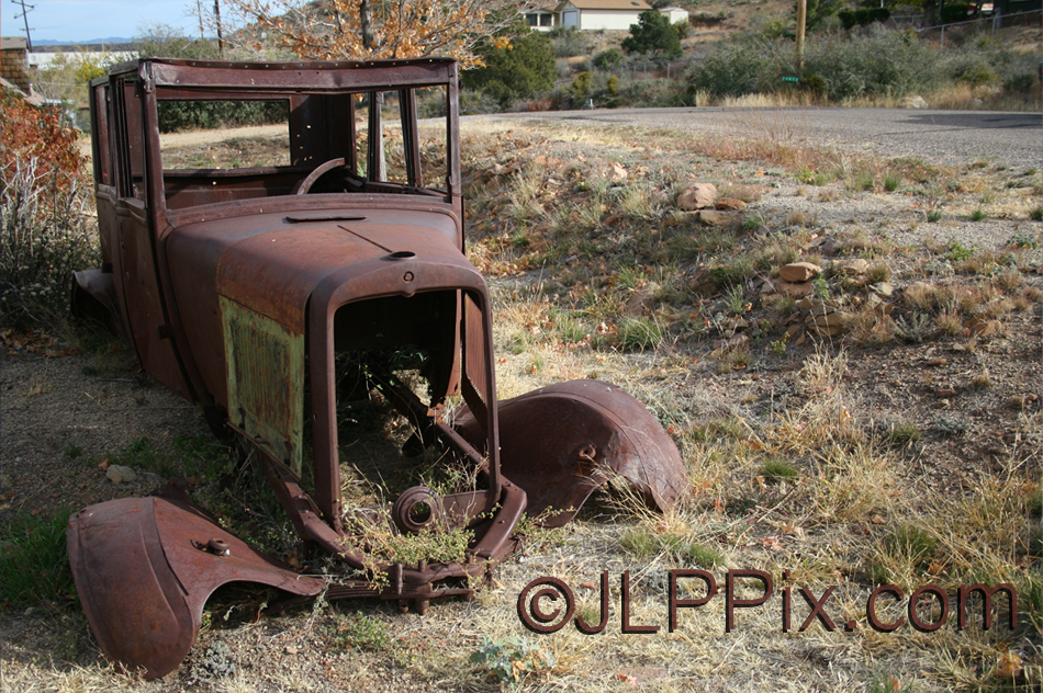 Old Car Yarnell 1