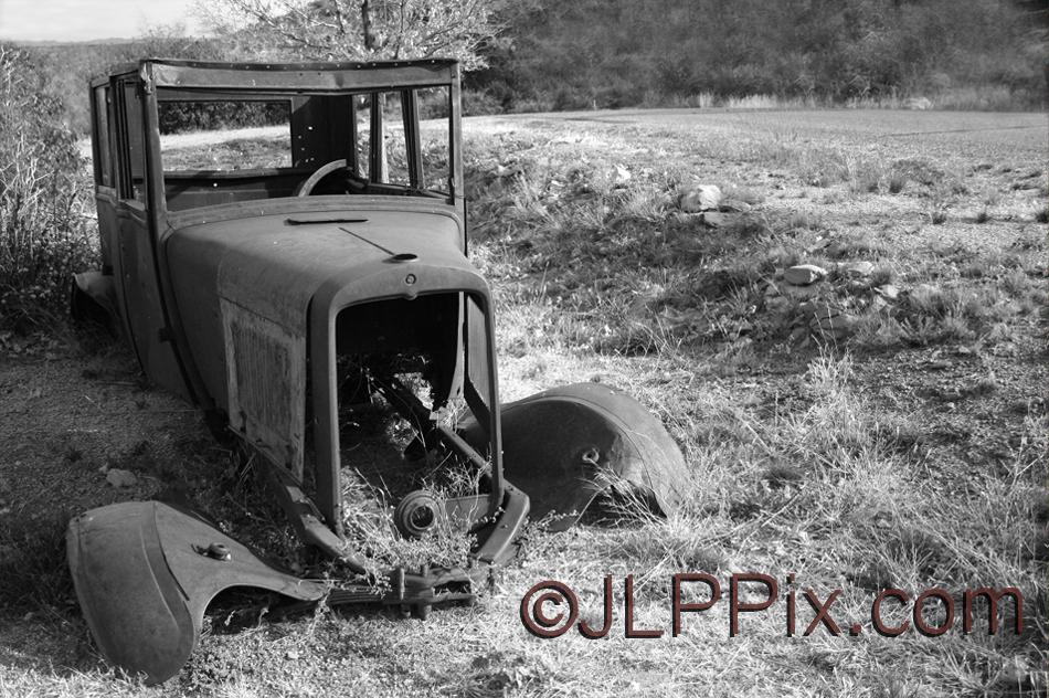 Old Car Yarnell 3