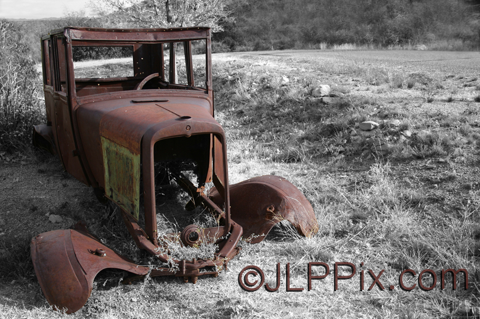 Old Car Yarnell 4